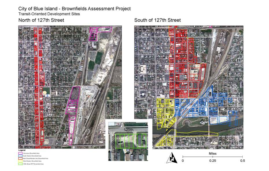 TOD Redevelopment Areas